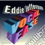 Vocal ease - jefferson eddie cd musicale di Eddie Jefferson