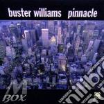Pinnacle - williams buster cd musicale di Buster Williams