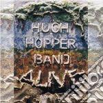 Alive! cd musicale di Hugh band Hopper