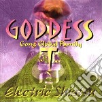 Electric shiatsu cd musicale di Goddess (gong global