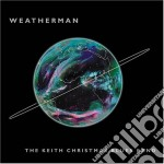 Weatherman cd musicale di Keith blu Christmas