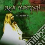 The mixture cd musicale di Rick Wakeman