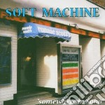 Somewhere in soho cd musicale di Soft machine (2 cd)