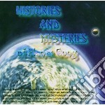 HISTORIES & MYSTERIES OF PLANET GONG      cd musicale di GONG
