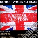 British invasion all star cd musicale di Yardbirds/proco V.a.