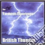 British thunder cd musicale di The yardbirds experi