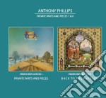 PRIVATE PARTS AND PIECES VOL.1/2          cd musicale di Anthony Phillips