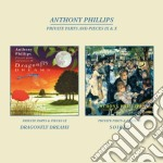 Dragonfly dreams/soiree cd musicale di ANTHONY PHILLIPS