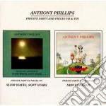 PRIVATE PARTS AND PIECES VOL.7/8          cd musicale di Anthony Phillips