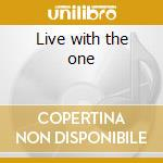 Live with the one cd musicale di Peter Perret