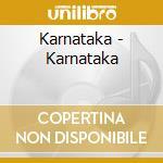 Karnataka cd musicale di Karnataka