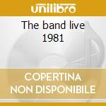The band live 1981 cd musicale di Gordon giltrap band