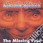 The missing face-live at the ballroom cleveland 1977 cd musicale di Gentle Giant