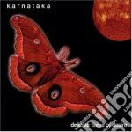 Delicate flame of desire cd musicale di Karnataka