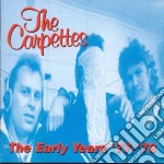 Early years 77-78 cd musicale di Carpettes