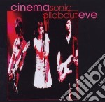 Cinemasonic cd musicale di All about eve