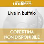 Live in buffalo cd musicale di Asia