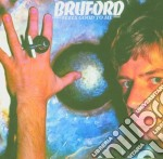 FEELS GOOD TO ME cd musicale di Bill Bruford