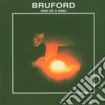 ONE OF A KIND                             cd musicale di Bill Bruford