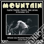 Capitol theatre passaic new jersey 1973 cd musicale di Mountain