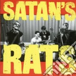 What a bunch of rodents cd musicale di Rats Satan's