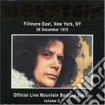 Live in fillmore east, new york, ny, dic cd musicale di Mountain
