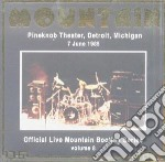 Live at the pineknob theater 1985 cd musicale di Mountain
