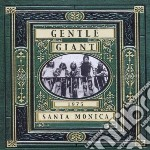 Santa monica freeway cd musicale di Gentle Giant