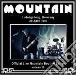 Live at the scala ludwigsberg 1996 cd musicale di Mountain