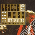 Electric ladyland studios cd musicale di Leslie west band (19