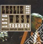 Toronto 1976 cd musicale di Leslie band West