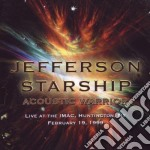 Acoustic warrior cd musicale di Jefferson Starship
