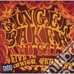 LIVE IN MUNICH GERMANY 72                 cd musicale di BAKER GINGER & SALL
