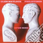 Open mind cd musicale di Glen Matlock