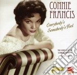 Everybody'ssomebody'sfool - the very best of 1959/1961 cd musicale di Connie Francis