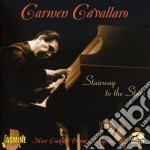 Stairway to the stars cd musicale di Carmen Cavallaro