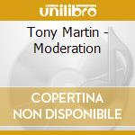 Moderation cd musicale di Tony Martin