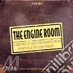 Jazz drumming storyville - cd musicale di The engine room (4 cd)