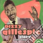 The story 1939-1950 - gillespie dizzy cd musicale di Dizzy gillespie (4 cd)