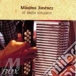 El indio sinuano cd musicale di Jimenez Maximo
