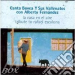 Le casa en el aire cd musicale di CANTA BOYEA Y SUS VA