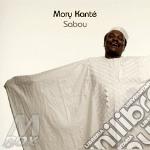 SABOU cd musicale di Mory Kante