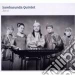Sambasunda Quintet - Java cd musicale