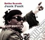Junk funk cd musicale di Sounds Sotho