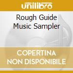 Music sampler - cd musicale di Guide Rough