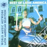The best of latin america cd musicale di THE ROUGH GUIDE