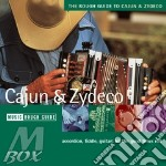 Cajun and zydeco cd musicale di THE ROUGH GUIDE
