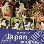 The music of japan cd musicale di THE ROUGH GUIDE