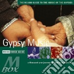 MUSIC OF THE GYPSIES cd musicale di THE ROUGH GUIDE