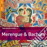 Merengue & bachata the rough..a.v. cd musicale di ARTISTI VARI